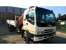 Used 2010 ISUZU FTR8