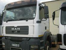 2007 MAN TGA 33-400 6X4 T/T