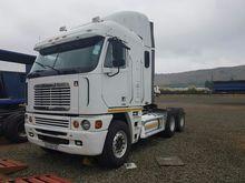 2009 Freightliner ARGOSY ISX 50