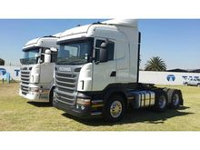 2010 SCANIA UNSPECIFIED Full se