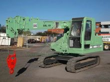Used IHI CCH50T Trac