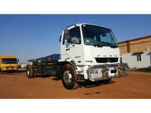 2011 FUSO 16-270 FITTED WITH UN
