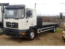 2002 MAN 18 220 FOR EXPORT ONLY