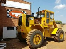 WRIGHT 185T 4 WHEEL DRIVE TRACT