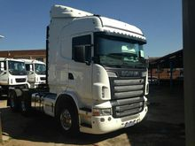 2011 SCANIA UNSPECIFIED 6X4