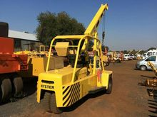Used HYSTER 5 TON in
