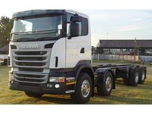 2010 SCANIA UNSPECIFIED SCANIA