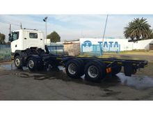 2010 SCANIA UNSPECIFIED 8X4 SCA