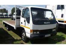 1998 ISUZU NQR 500
