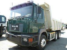 Used 2001 MAN F2000