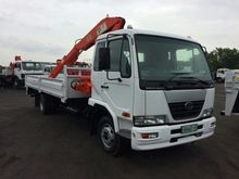 2010 NISSAN UD60 Dropside with