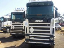 Used 2006 SCANIA R S