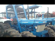 Used FORD 7610 TRACT