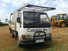 Used 2002 NISSAN CAB