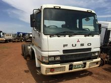 FUSO FV 26-340 HORSE STRIPPING