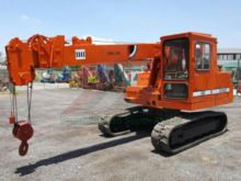 IHI CCH50T Tracked Crane
