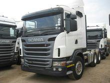 SCANIA G SERIES G420 LA 6X4 MSZ