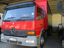 2003 Mercedes-Benz Atego 1517 W