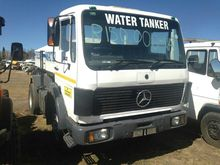 Mercedes-Benz 1417 5000L WATER