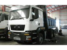 Used 2013 MAN 33-400