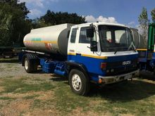 1990 ISUZU F-SERIES 8000 Fuel t