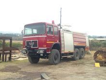 MAN 26.440 FIRE FIGHTING UNIT