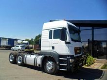 2014 MAN TGS 26 440 WITH MAN DR