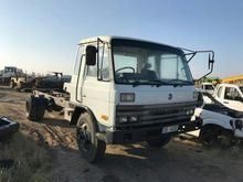WARRIOR 14.160 Chassis Cab