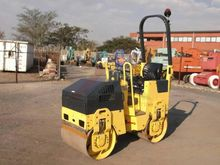 Bomag BW80ADH-2 sit-on road rol