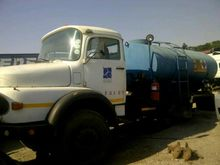 Used FUEL TANKER UNS