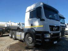 Used 2012 MAN 26-440