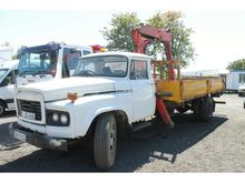 1986 TOYOTA DA110 WITH DROPSIDE