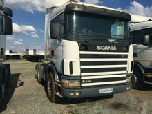Used 2005 SCANIA R16