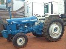 Used FORD 6600 TRACT