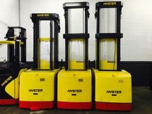 Hyster MAN UP ORDER PICKERS