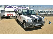 2015 Mahindra Scorpio Pik-up 2.