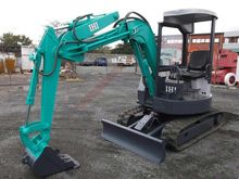 IHI IS-28UX2  Excavator