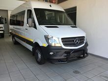 2016 MERCEDES BENZ SPRINTER 519