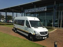 2014 Mercedes-Benz Sprinter 515