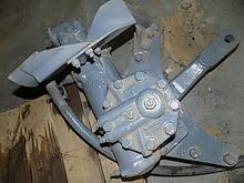 2004 ZF STEERING BOX