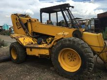 JCB TELEHANDLER 530B Runner but