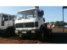MERCEDES-BENZ 2628 WITH FASSI C
