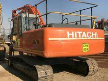 Hitachi ZAXIS ZX230