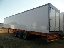 1993 BUSAF TRI AXLE Fridge Trai