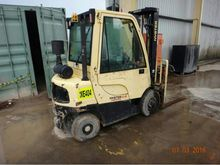 Used 2011 HYSTER H 2