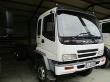 2009 ISUZU F-SERIES FTM 1200 6X