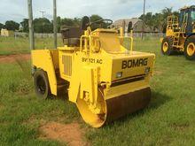 Used BOMAG BW 121 AC