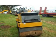 Used BOMAG BW 120AD-