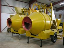 2017 CONCRETE MIXER WITH CABLE