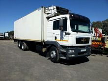 2010 MAN 25-280 WITH GRP BODY A